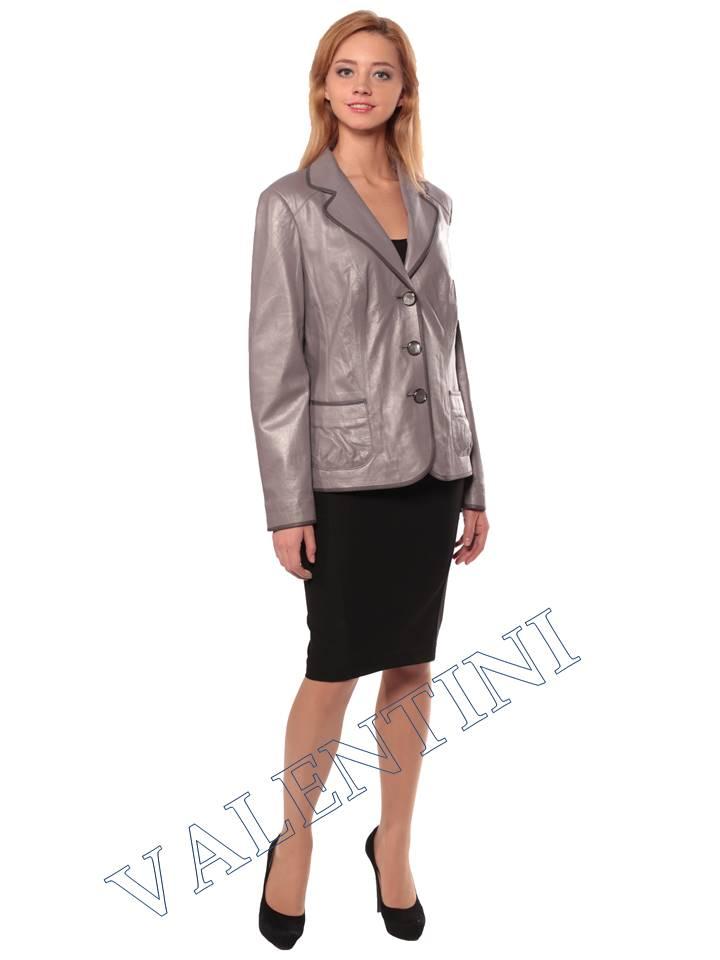Женская кожаная куртка PANTERREZ 4101 - 4
