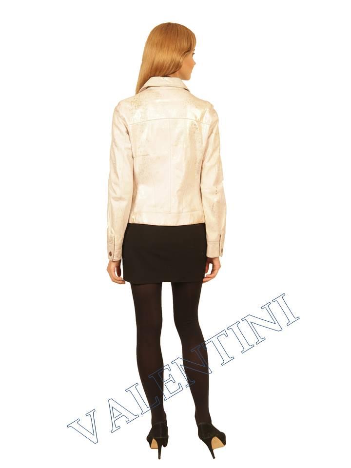 Куртка кожаная SUED MOD KLERVIN - 5