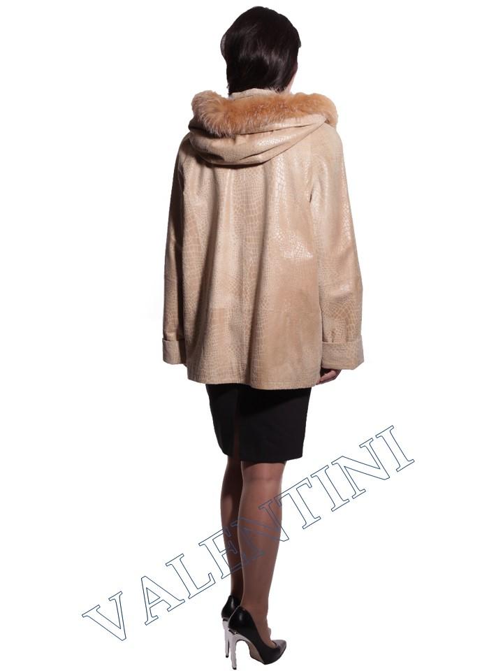 Куртка кожаная STELLA DORO 3775 - 7