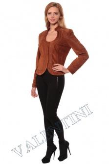 Женская кожаная куртка STELLA DORO 5756 – 1