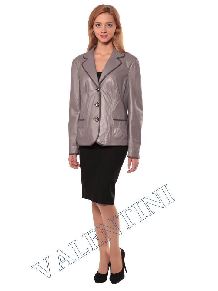 Женская кожаная куртка PANTERREZ 4101 - 2