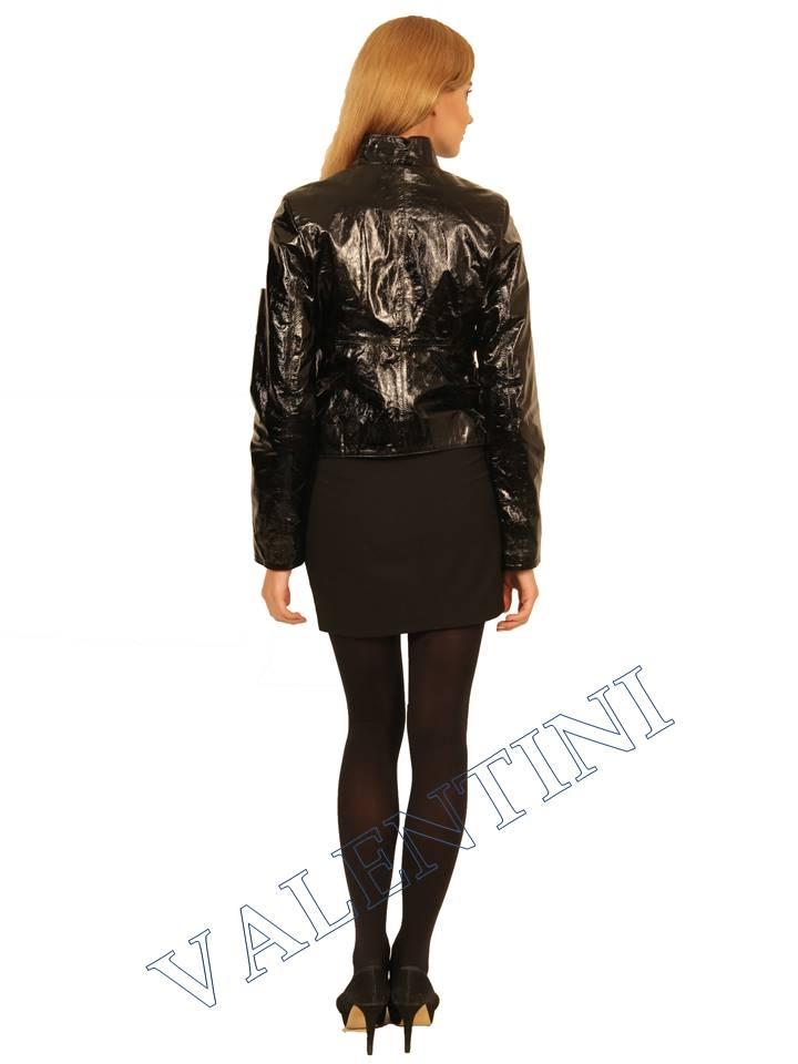 Куртка кожаная VALENTINI 010 - 4