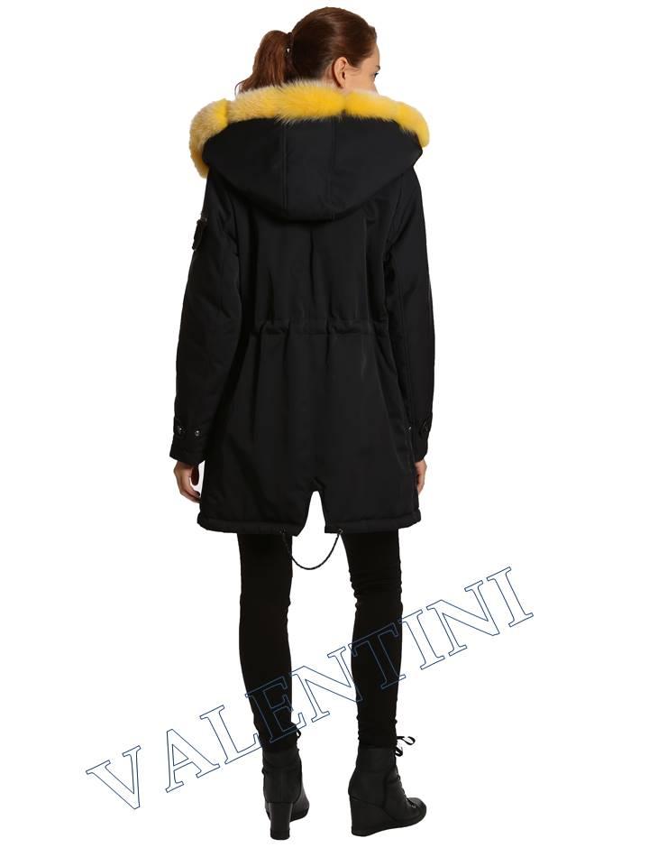 Куртка VALENTINI парка - 5