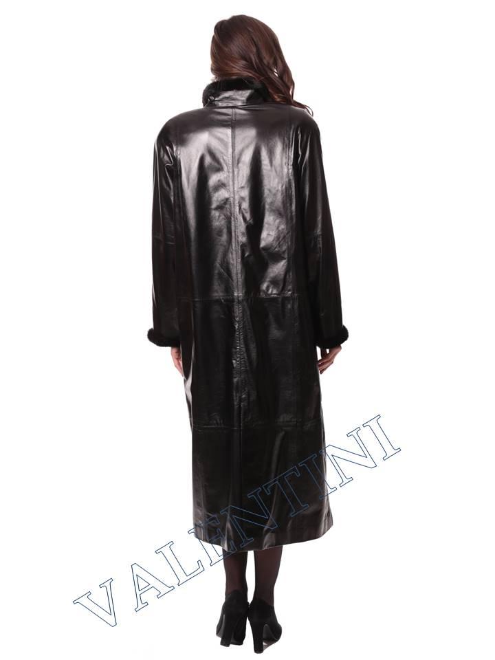 Кожаное пальто GALOPPI 5054 - 6