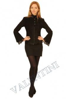 куртка кожаная STELLA DORO 5443 – 1