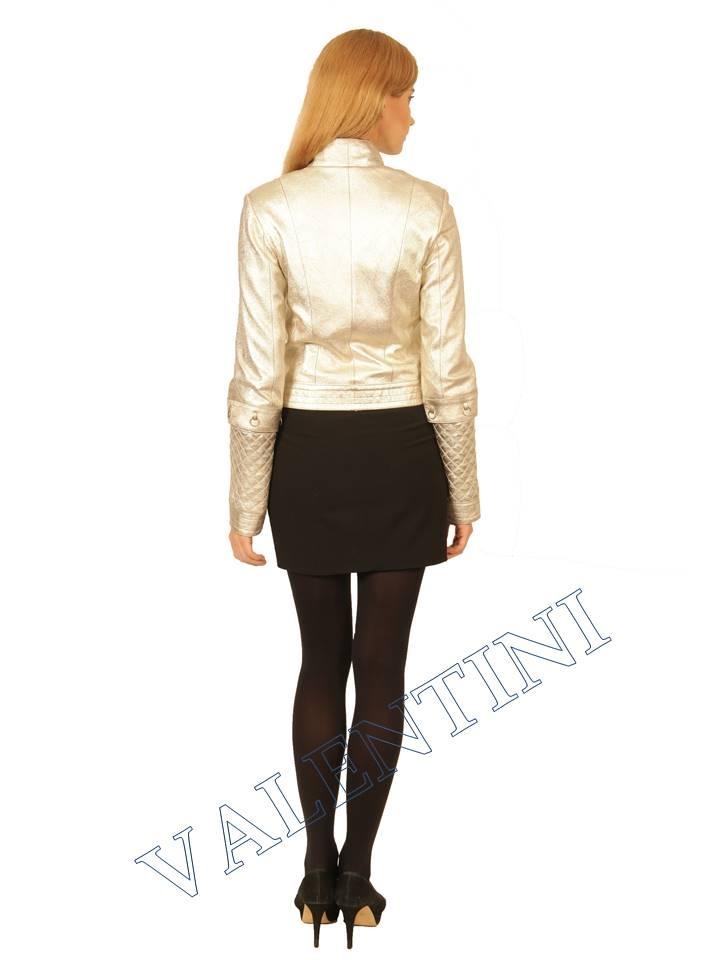 Куртка кожаная VALENTINI 2144 - 2