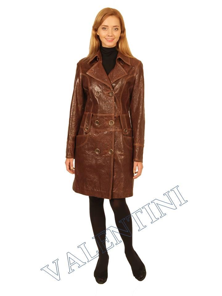 Куртка кожаная VALENTINI 2066 - 2