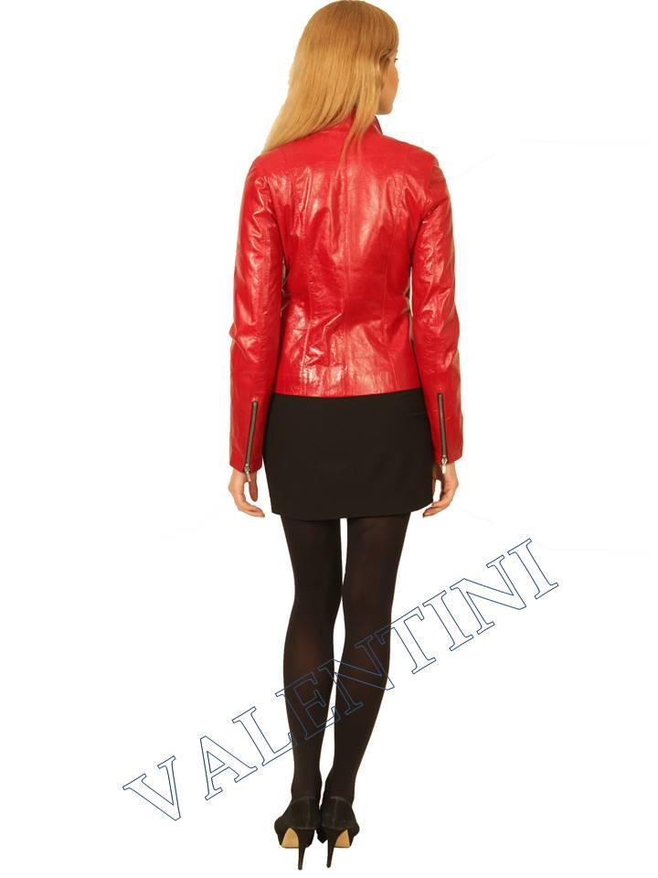 Куртка кожаная VALENTINI 2254 - 4