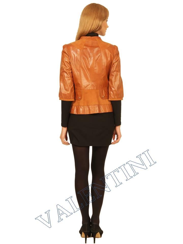 куртка кожаная PANTERREZ 2097 - 3