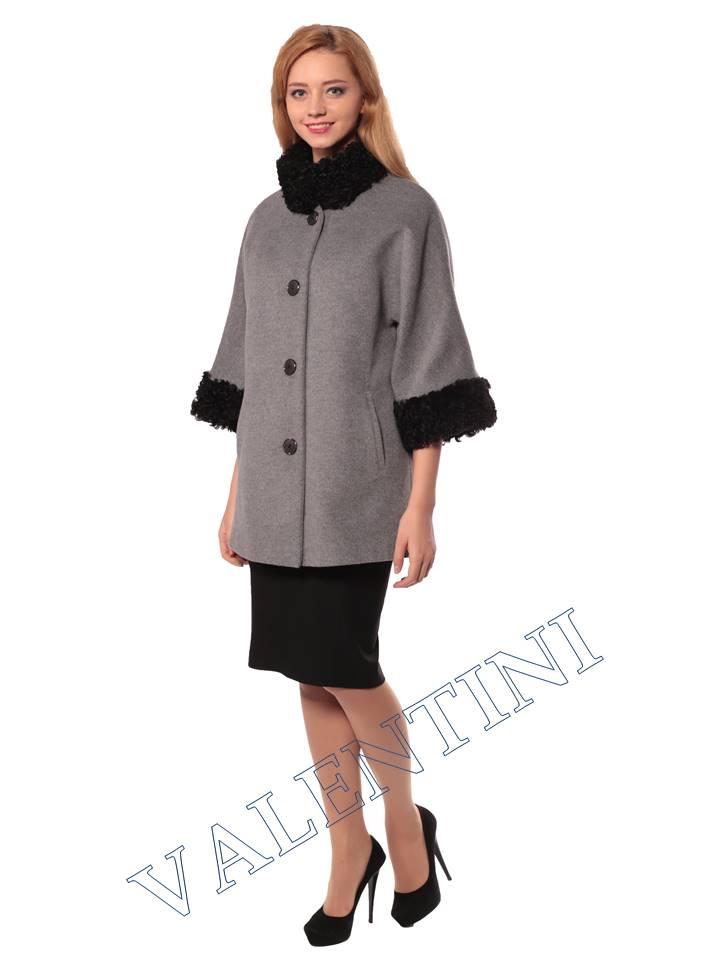 Женская кожаная куртка VALENTINI 3955 - 4