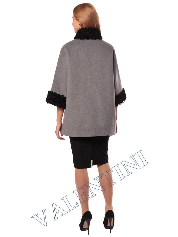 Женская кожаная куртка VALENTINI 3955 - 6