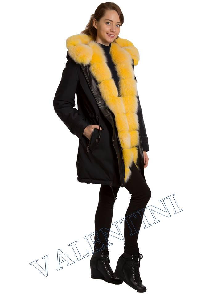 Куртка VALENTINI парка - 4