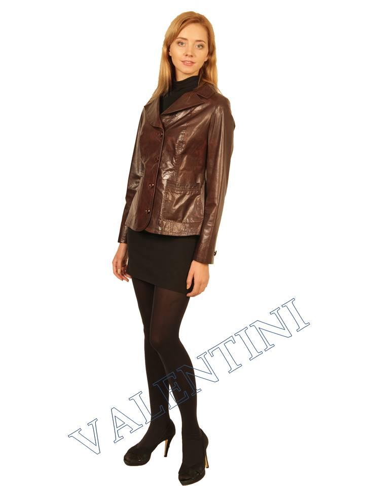 Куртка кожаная PANTERREZ 2094 - 3