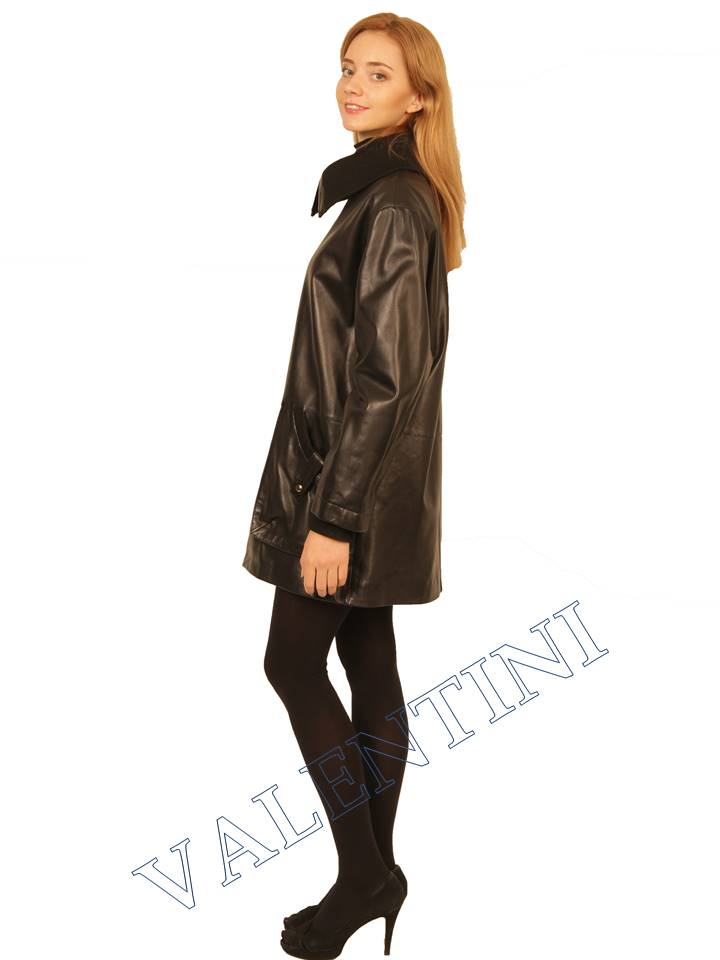 Куртка кожаная SUED MOD 2112 - 5