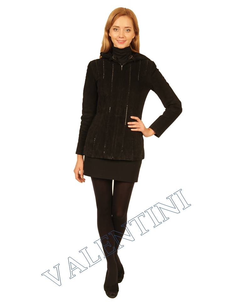 Куртка кожаная STELLA DORO 5128 - 4