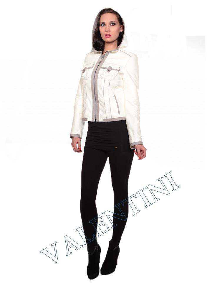 куртка кожаная PANTERREZ 207 - 1