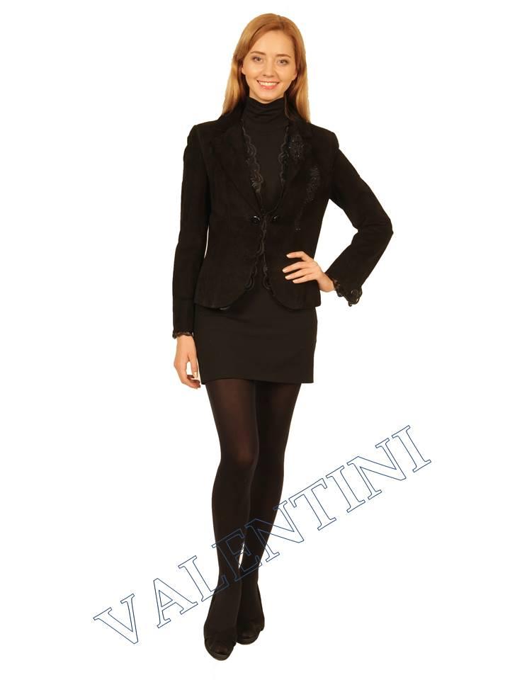 Куртка кожаная STELLA DORO 5675 - 2