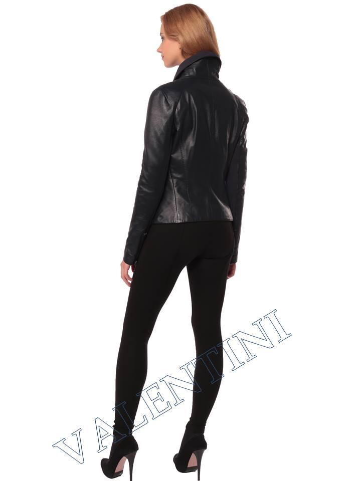 Женская кожаная куртка SARTORI DODICI 245 - 5