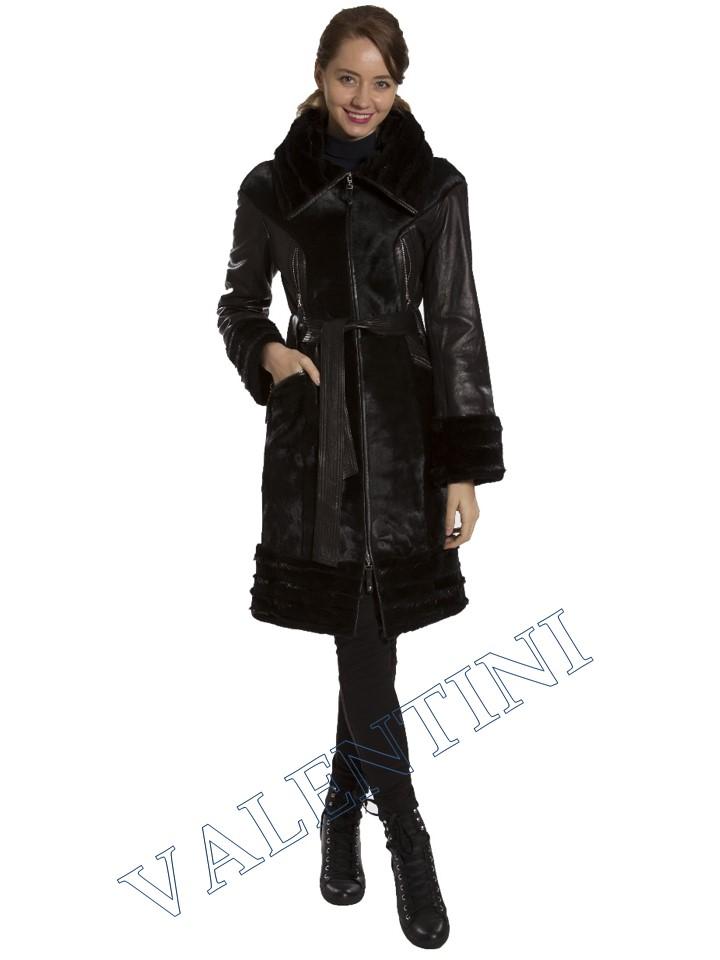 Женское пальто PANTERREZ 633 - 1