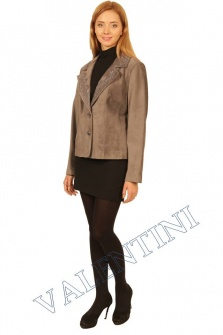 Кожаная куртка STELLA DORO 5814 – 1