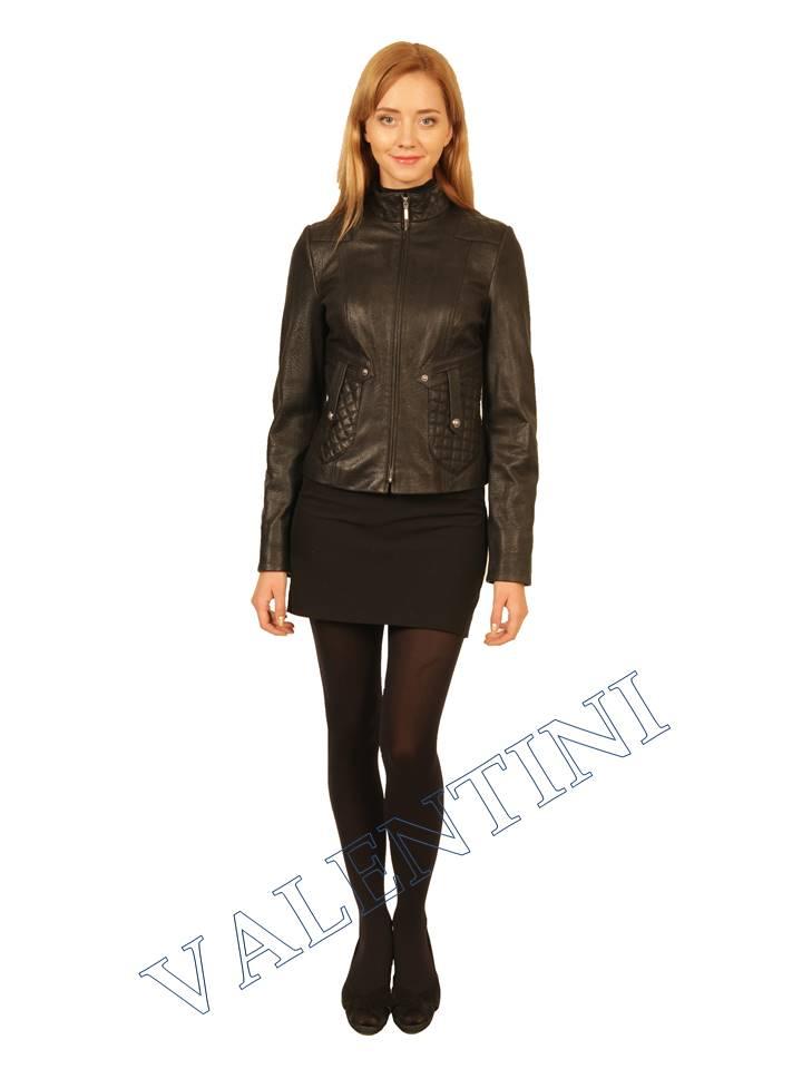 Куртка кожаная VALENTINI 2080 - 2