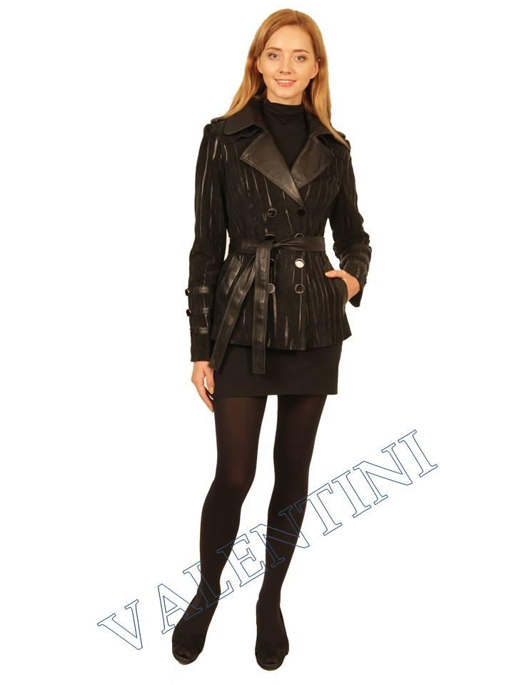 Куртка кожаная VALENTINI 2190 - 2