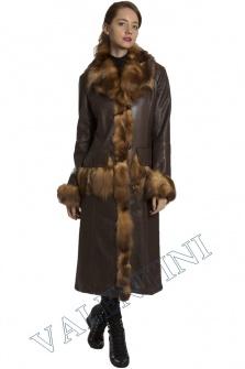 Кожаное пальто SUED MOD 1985-TT – 1