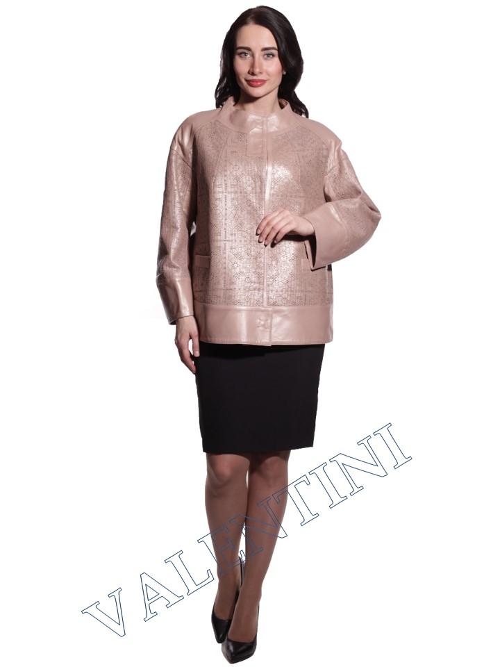 Куртка кожаная PANTERREZ 2134 - 3