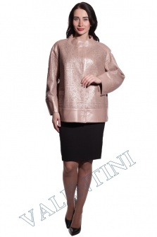 Куртка кожаная PANTERREZ 2134 – 1