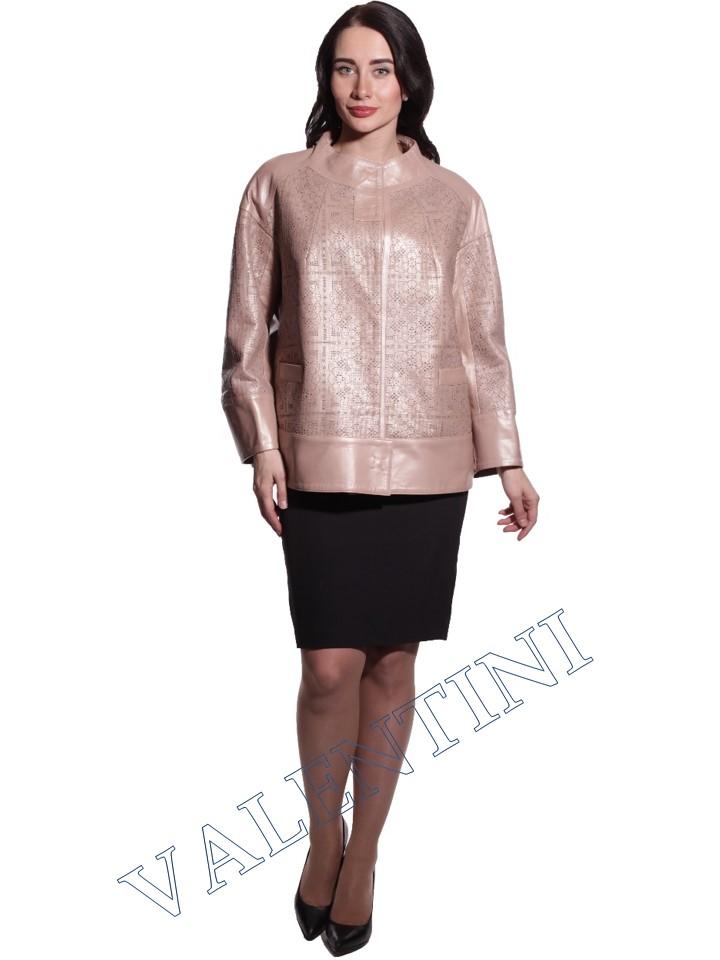 Куртка кожаная PANTERREZ 2134 - 1
