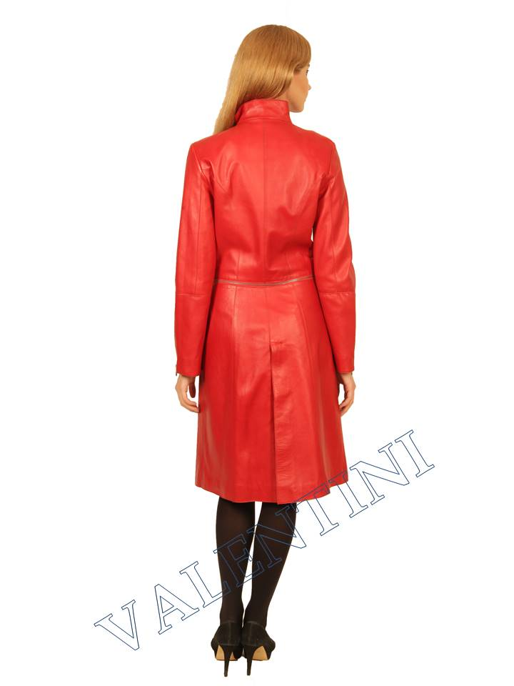 Куртка кожаная SUED MOD 01869 - 6