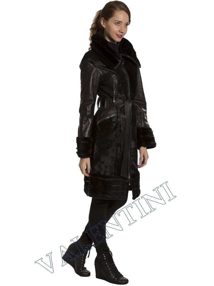 Женское пальто PANTERREZ 633 - 5