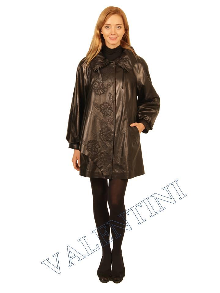 куртка кожаная STELLA DORO 14334 - 1