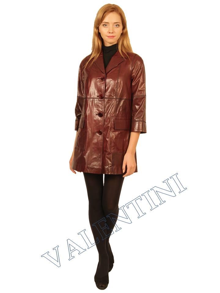 Кожаная куртка PANTERREZ 3026