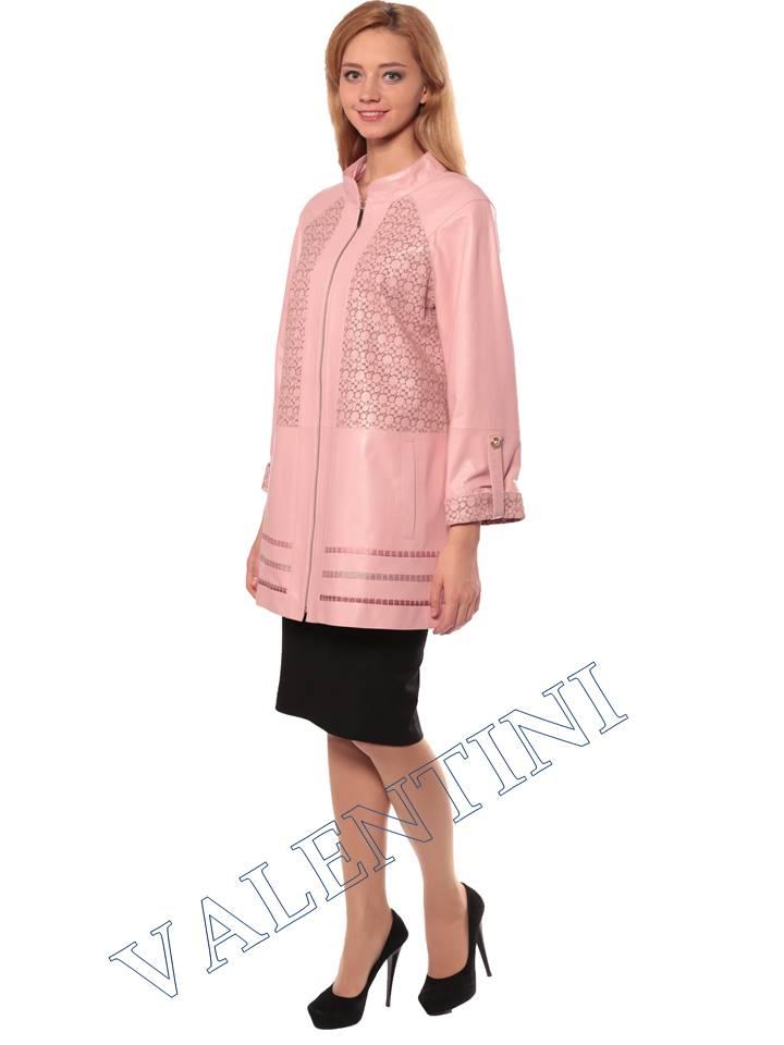 Женская кожаная куртка PANTERREZ 3124 - 3