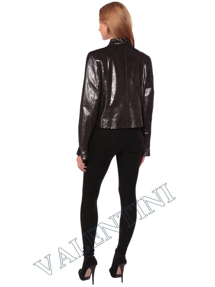 Женская кожаная куртка STELLA DORO 3113 - 5