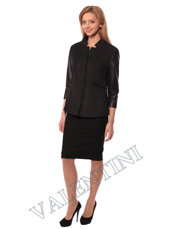 Женская кожаная куртка SARTORI DODICI 392 - 2