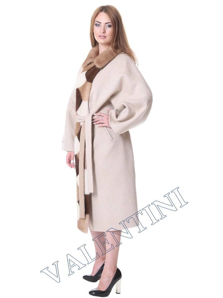Пальто FERUCCI мод.2245-115 - 7