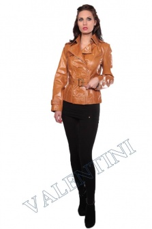 куртка кожаная VALENTINI L-30 – 1