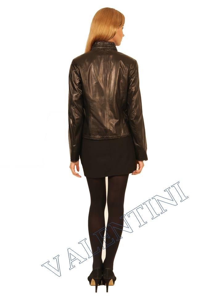 Куртка кожаная STELLA DORO 14042 - 4