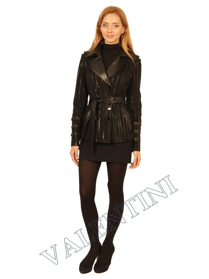 Куртка кожаная VALENTINI 2190 - 4