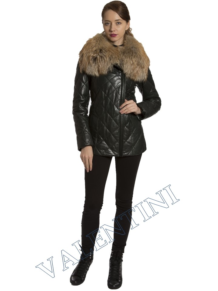 Кожаная куртка GALOPPI 5015-70