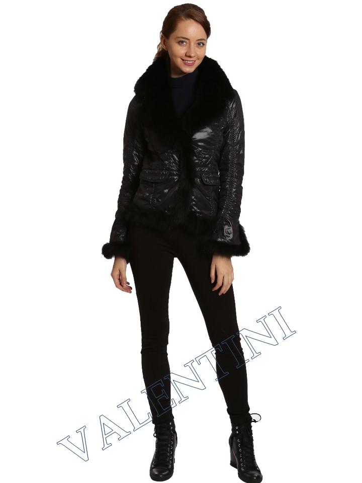 Куртка SUED MOD 001 - 1