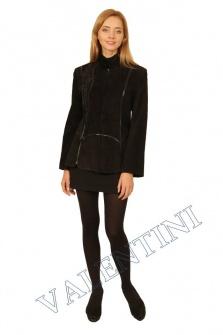 куртка кожаная STELLA DORO 5372 – 1