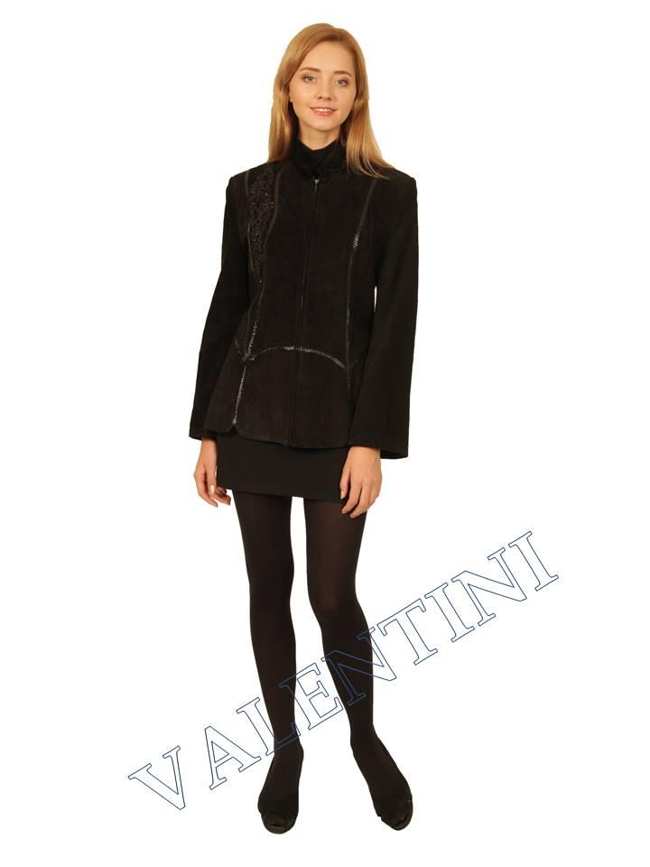 куртка кожаная STELLA DORO 5372