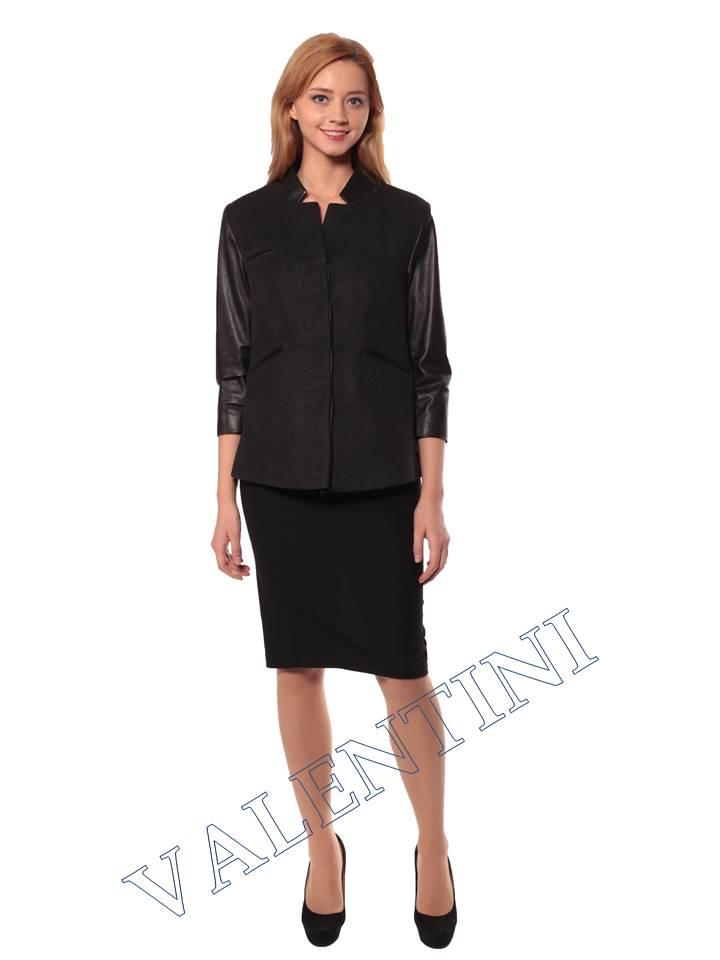 Женская кожаная куртка SARTORI DODICI 392 - 4