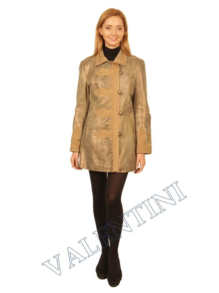 куртка кожаная STELLA DORO 5791 - 5