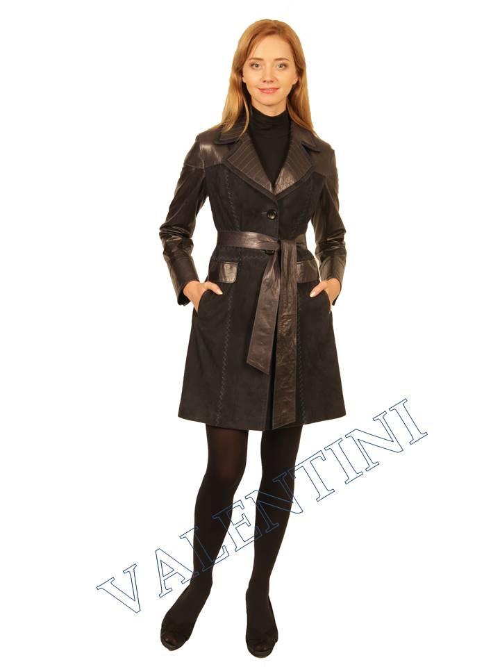Кожаная куртка PANTERREZ 3040 - 1