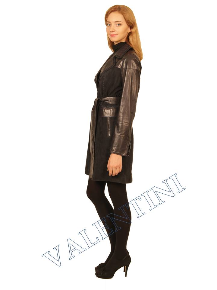 Кожаная куртка PANTERREZ 3040 - 3