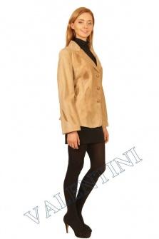 куртка кожаная STELLA DORO 2502  – 1